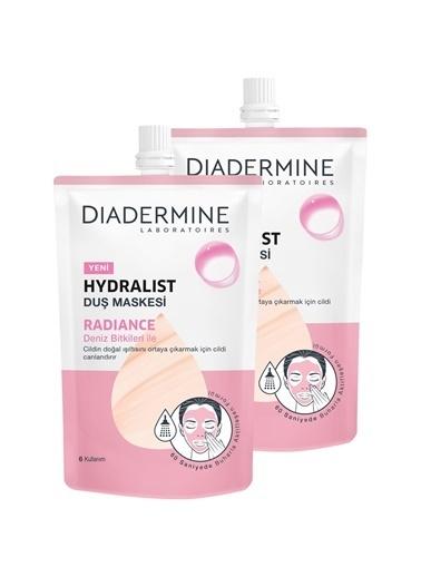 Diadermine Dıadermıne Hydralıst Duş Maskesi Radıance X 2 Adet Renksiz